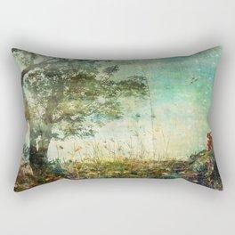 My View Rectangular Pillow