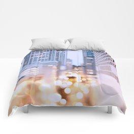 Pastel Nights Comforters