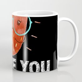 I Like You Berry Much Love Couple Heart Coffee Mug