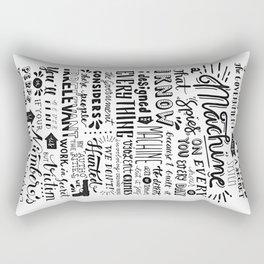 The Machine | Person of Interest Rectangular Pillow