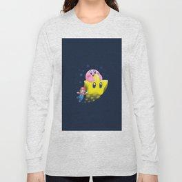 Kirby's Joyride Long Sleeve T-shirt