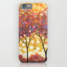 Crimson Trees Slim Case iPhone 6s