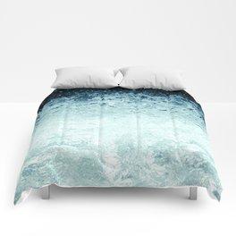 Splashing Water Comforters