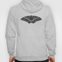 Black Witch Moth Hoody