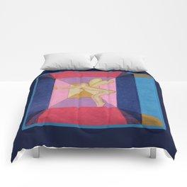 Fairy Under Glass Comforters