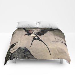 """Thumbelina"" Fairy Tale by W Heath Robinson Comforters"