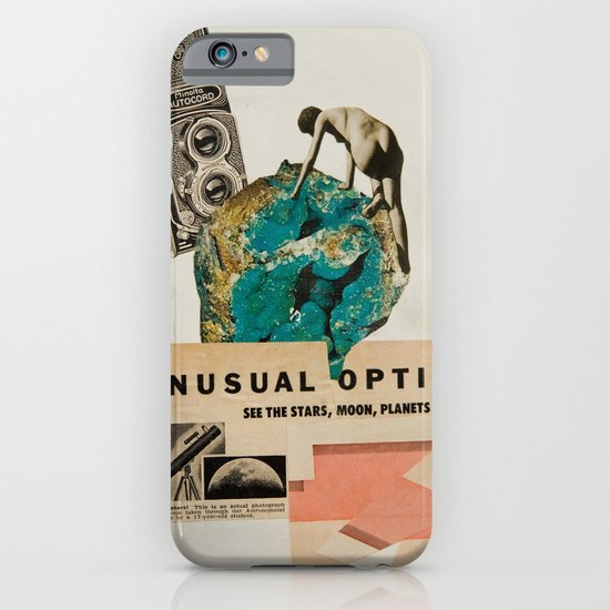 Unusual Optical  iPhone & iPod Case