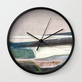 Coast Wall Clock