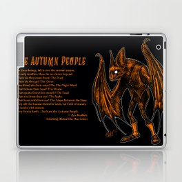 Autumn People 2 Laptop & iPad Skin