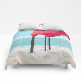 Save the Environment Comforters