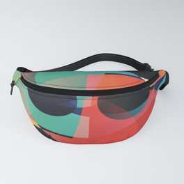 From Inside Fanny Pack