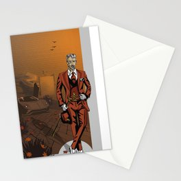 The mystics and almighty: Devil Stationery Cards