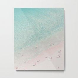 beach - summer of love III Metal Print