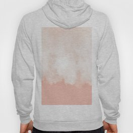 Cotton candy in beige pink Hoody