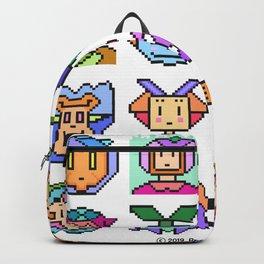 Ppyorotong & Pixel 16 Backpack