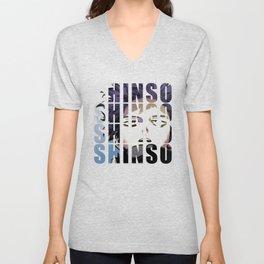 Shinso-so Unisex V-Neck