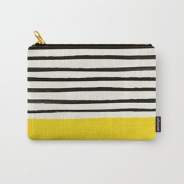 Sunshine x Stripes Carry-All Pouch