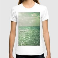 michigan T-shirts featuring Sea of Happiness by Olivia Joy StClaire