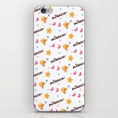 Pattern Milanesa iPhone & iPod Skin