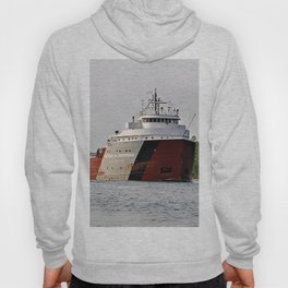Arthur Anderson Freighter Hoody