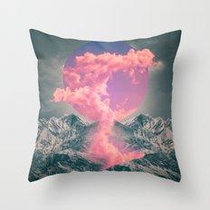 Ruptured Soul  Throw Pillow