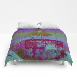 Collaborative Calliope Comforters