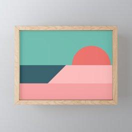 Sunseeker 11 Framed Mini Art Print