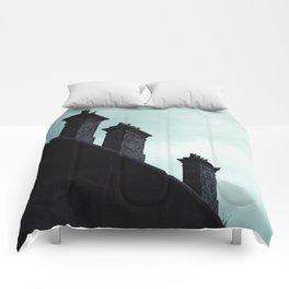 Redfern Chimneys Comforters