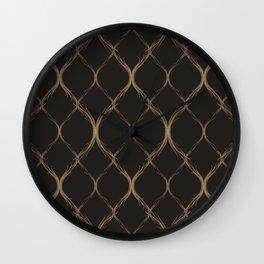 SLENDER LEAF Wall Clock