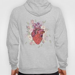 Anatomy of the heart Hoody