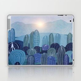 Lines in the mountains 04 Laptop & iPad Skin