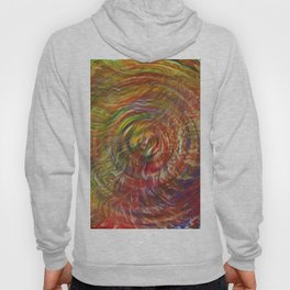 Waves of Trippy Grass Hoody
