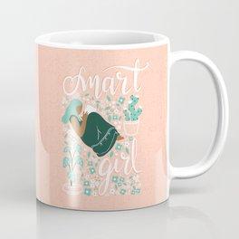 Smart Girl - v4 Coffee Mug