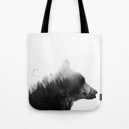 Big Bear Tote Bag
