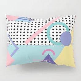Memphis Pattern 5 - 80s - 90s - Retro Pillow Sham
