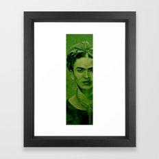 Frida Kahlo - Original Framed Art Print