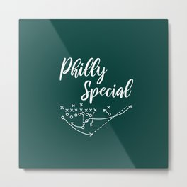 Philly Special Metal Print