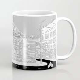 Craft Beer Market at Olympic Village Vancouver Coffee Mug