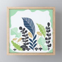The Jungle Framed Mini Art Print