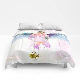Badass Fitness Angel Comforters