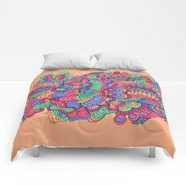 Hidden Butterflies Comforters