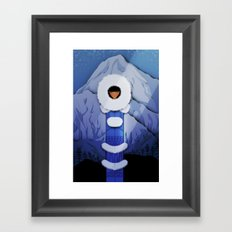 Ladies of Culture Series: Inuit Framed Art Print