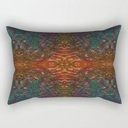 Abstract Beauty Rectangular Pillow
