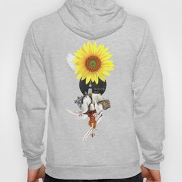 93 MILLION MILES (Totem of the Dove) Hoody