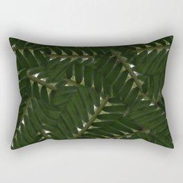 P-alm Rectangular Pillow