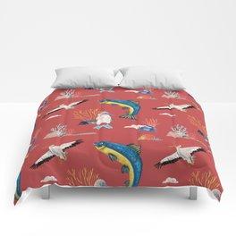 Fuerza de mar Comforters