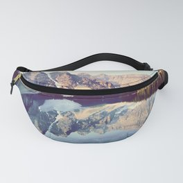 Moraine Lake Reflection Fanny Pack
