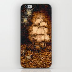 Peter Pan iPhone & iPod Skin