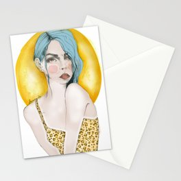 leogirl Stationery Cards