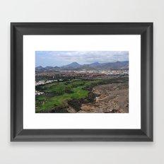 landscape ## Framed Art Print